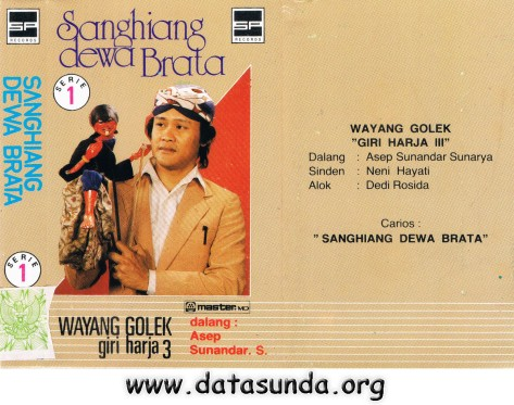 Giri Harja 3 - Cepot Sanghyang Dewa Brata