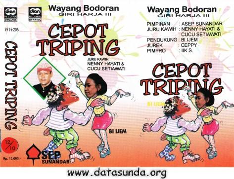 Giri Harja 3 - Cepot Triping