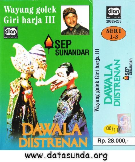 Giri Harja 3 - Dawala Diistrenan