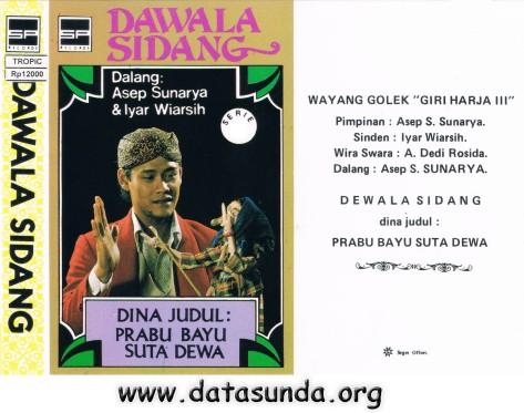 Giri Harja 3 - Dawala Sidang (Prabu Bayu Suta Sidang)