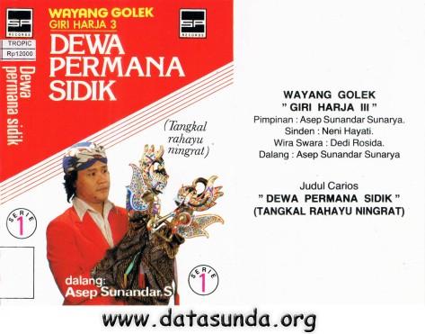Giri Harja 3 - Dewa Permana Sidik (Tangkal Rahayu Ningrat)
