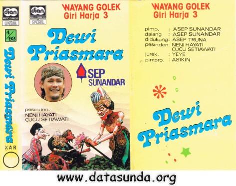 Giri Harja 3 - Dewi Priasmara