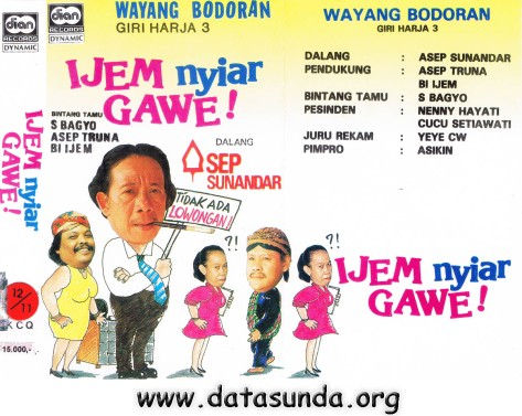 Giri Harja 3 - Ijem Nyiar Gawe