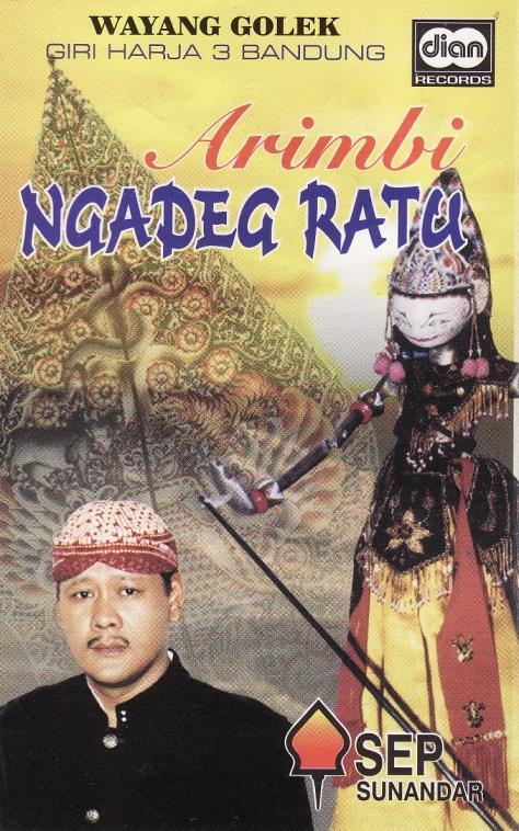 KASS Arimbi Ngadeg Ratu
