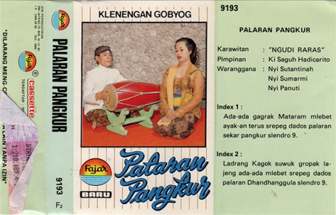 Palaran Pangkur All