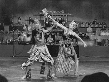 ramayana 1974 rahwana fights rama