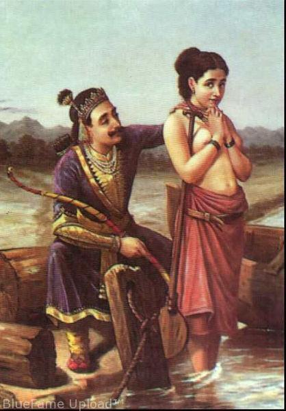 Ravi_Varma-Shantanu_and_Satyavati