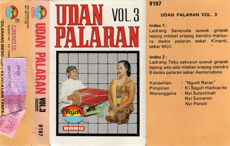 Udan Palaran Vol. 3 All