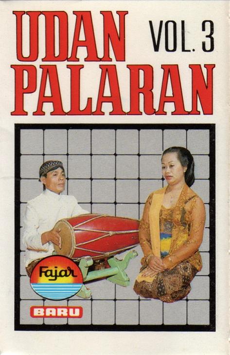 Udan Palaran Vol. 3 Depan