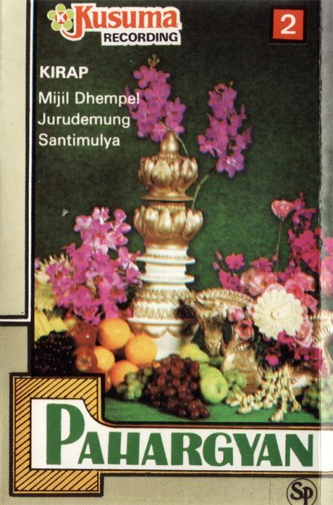 Wakija Pahargyan Vol 2 Depan