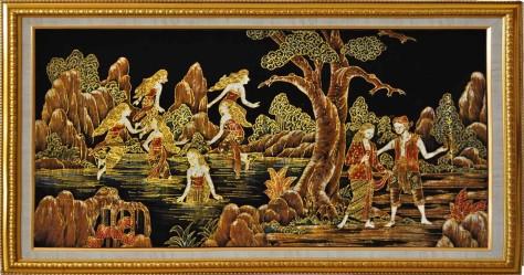 Jaka Tarub 7 Bidadari