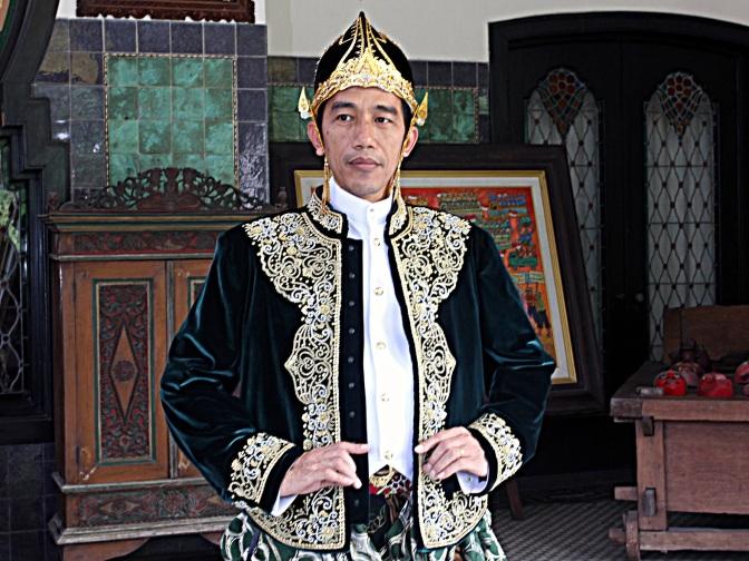 Jokowi, Kirab Wayang dan Budaya