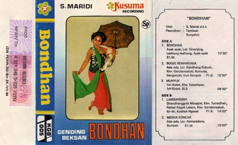 S Maridi Bondhan (Kusuma) All