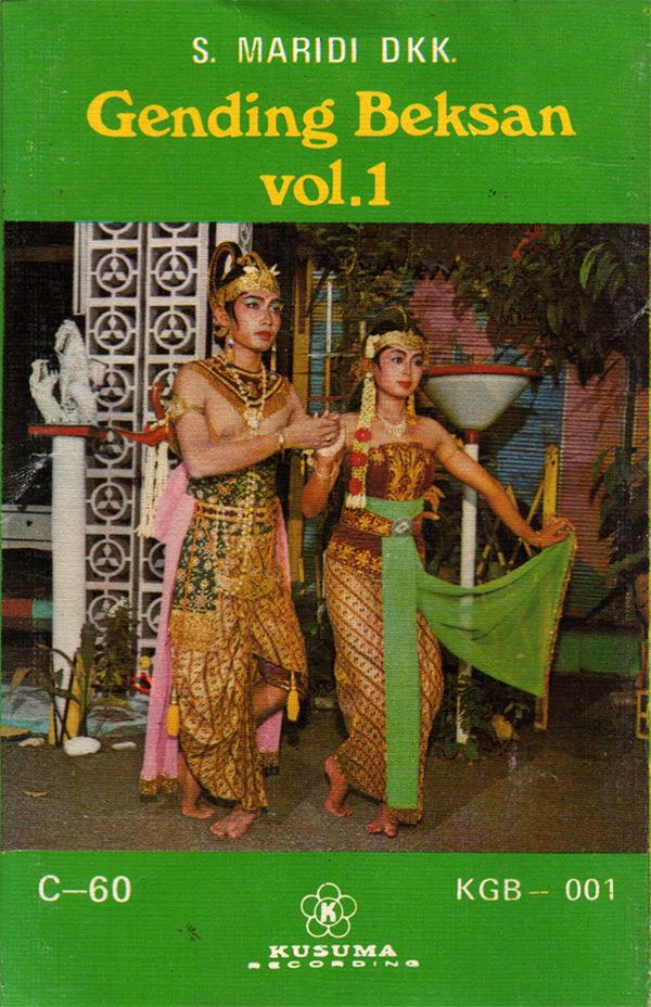 S. Maridi Dkk. – Gending Beksan Vol. 1