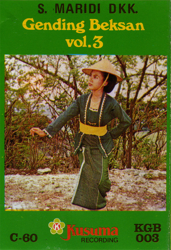 S. Maridi Dkk. – Gending Beksan Vol. 3