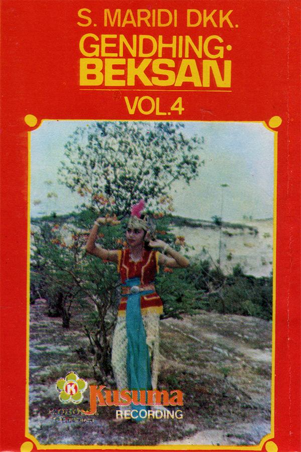 S. Maridi Dkk. – Gending Beksan Vol. 4