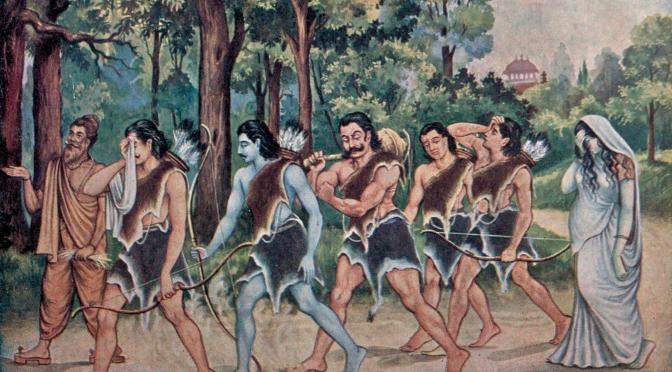 Mahabharata 24 : Sumpah Setia Krishna