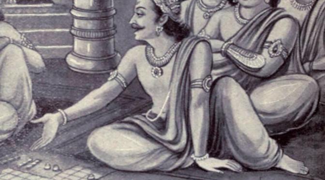 Mahabharata 21 : Undangan Bermain Dadu