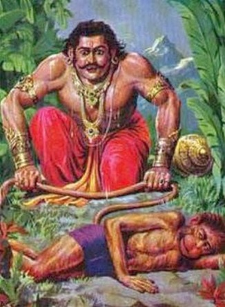 bhima and hanuman