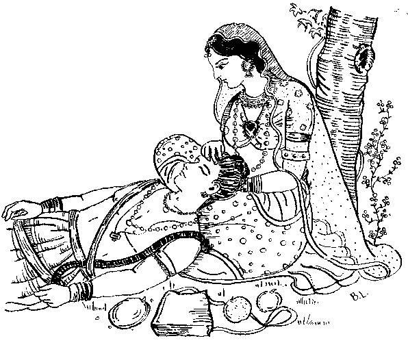 KNS – Sawitri Satyawan