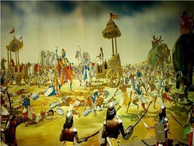 Mahabharata 44 – Pahlawan-Pahlawan Muda Berguguran