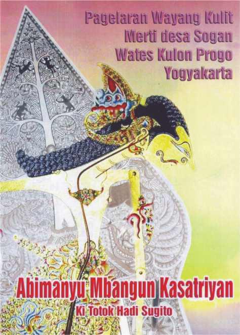 Ki Totok Hadi Sugito - Abimanyu mBangun Kasatriyan